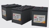 路盛蓄电池TPG系列