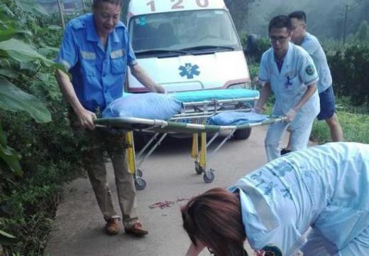 四川一男子杀害1人后冲进派出所 砍伤多人被击毙