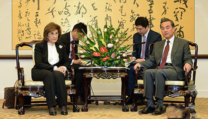 交友 外交部就习近平主席主持2018年中非合作论坛北京峰会举行中外媒体吹风会