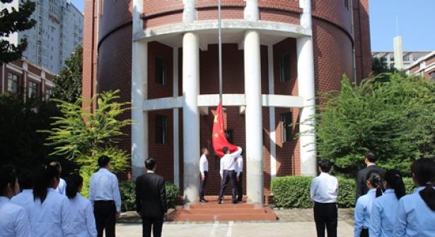河南神学院举行2018级新生开学典礼