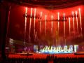 2014年11月江西明月山温泉会所开幕舞台烟花燃放