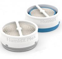 瑞思迈AirMini Auto全自动旅行CPAP呼吸机专用无水加湿器HumidX和HumidX Plus