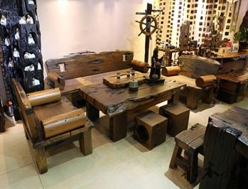 古船木家具 沙发案例