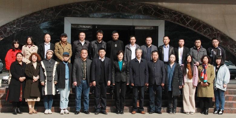 河北文學院第十四屆合同制作家簽約式在省作協舉行