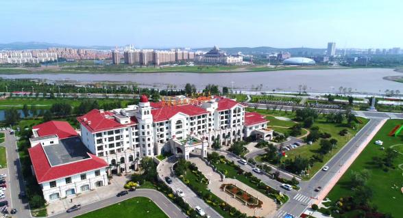 优秀企业展示——兴安盟碧桂园凤凰酒店