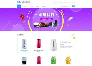 河南化妆品网站建设