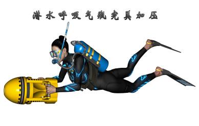 呼吸空压机在潜水领域的应用