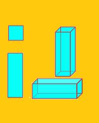 横式竖式盒子