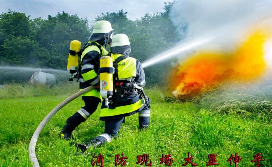 高压空压机应用于消防领域