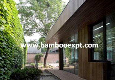 竹装修—户外建筑