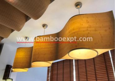 竹灯具—吊灯