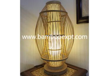 竹灯具—台灯