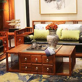 南洋森林明境-新中式家具