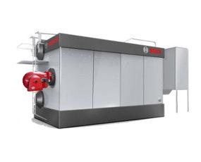WNS系列燃油气蒸汽/热水锅炉