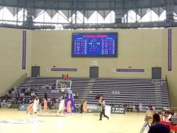 瓜瀝體育館室內P3全彩LED顯示屏80㎡