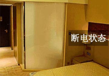 智能调光玻璃,淋浴房模式随意切换