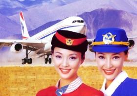 航空乘务员