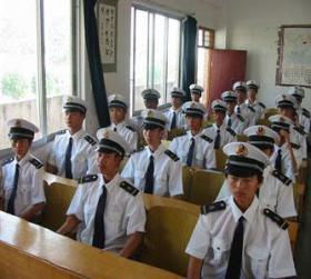 航海技术员