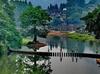 4月22-23日 洪雅县柳江古镇和高庙古