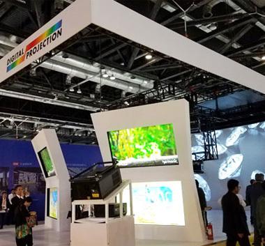 DP多款激光新品亮相 重量级展示震撼IFC 2017