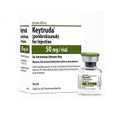 KEYTRUDA® pembrolizumab注射剂