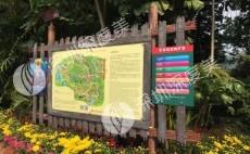 旅游景区标识导示系统