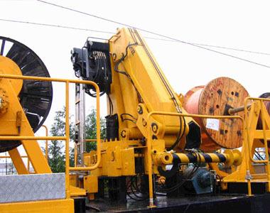 12吨轨道起重机(SQ12ZA2T)