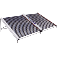 八角型工程联箱集热器