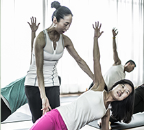 提供健康运动生活理念