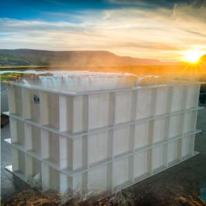 PE定制是大型水箱