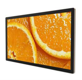 【圆角液晶广告机】采用工业级标准精心设计观简洁美观、工艺出众