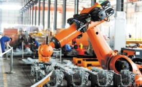 自动化制造行业旋转接头应用