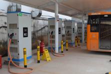 公交充电站项目