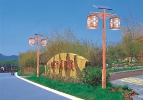 太阳能路灯系列项目