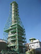 玻璃钢脱硫塔