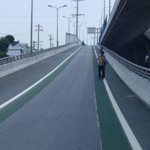 株洲神农大剧院彩色防滑路面