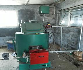 气、煤两用水暖炉