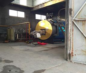 饲料厂蒸汽炉