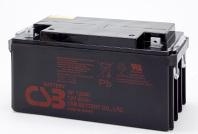 CSB蓄电池GP12650
