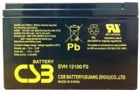 CSB蓄电池EVH12150