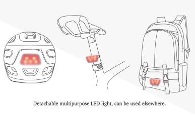 Innovative LED safet