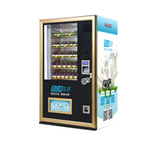 ZJ01A牛奶终端机 智能售货机 贩卖机 智能无人超市定制