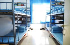 卫校学生宿舍