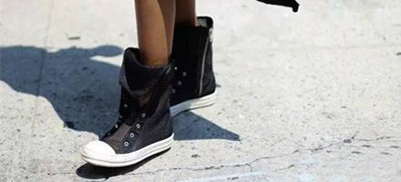 这些出现在街头的各种潮鞋,你是否穿过其中
