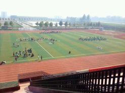 成都幼师学校体育场