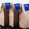 休閑食品餅干袋 茶葉袋 牛皮紙開窗自封拉鏈袋