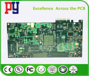 High-density multilayer PCBs