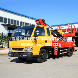 GK-J21米高空作业车