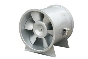 XTF系列高效低噪斜流风机