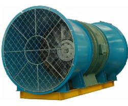 XDSF系列地铁隧道轴流风机